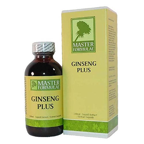 Ginseng Plus - 3.38Oz Herbal Extract Blend