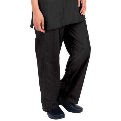Top Performance Grooming Pants - Comfortable and Stylish Nylon Pants for Professional Pet Groomers - Extra-Large, Black (Dog Grooming Clothing compare prices)