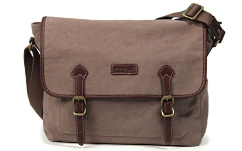 troop-london-unisex-canvas-laptop-messenger-bag-trp0328-brown
