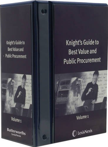 Knight's Guide to Best Value and Public Procurement