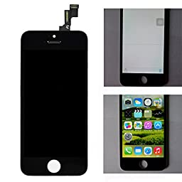 Defective LCD Digitizer Assembly Screen Replacement for Iphone 6 BLACK