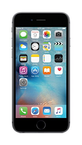 Apple iPhone 6s (Space Grey, 64GB)