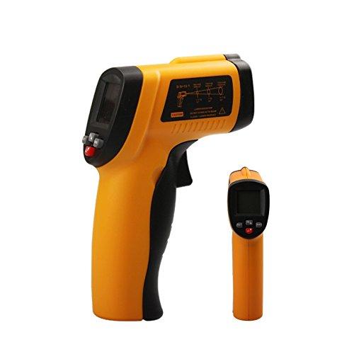 Termometro a infrarossi, Lifenergy IR senza contatto digitale infrarosso Laser termometro temperatura Meter punto della pistola Range -50 ~ 550℃ (-58~1022℉)