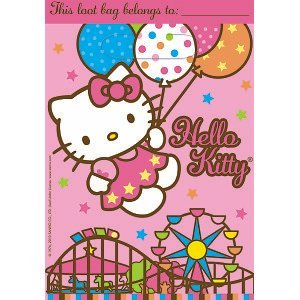 Hello Kitty Lootbags - 1