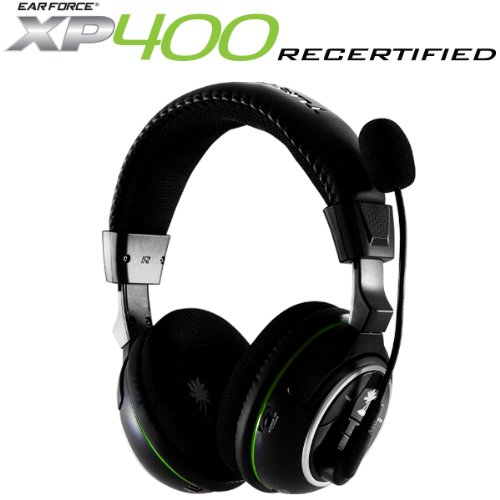 Turtle Beach Ear Force Xp400 Dolby Surround Sound Gaming Headset - Manufacturer Refurbished