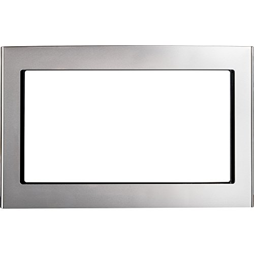 JX7227SFSS - Deluxe Built-In Trim Kit For 2.2 Microwave Ovens/ Compatible With PEB7226SF Models/ Stainless Steel Finish (27 In Built In Microwave compare prices)