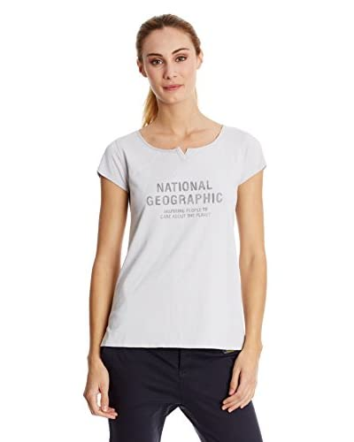 National Geographic Camiseta Manga Corta