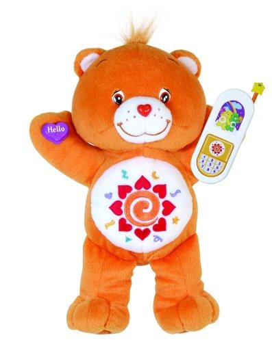 Care Bear Talk N Learn Amigo Bear (Bilingual) (Amigo Bear compare prices)