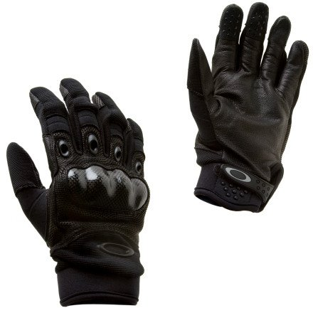 Oakley Factory Pilot Gloves - Black