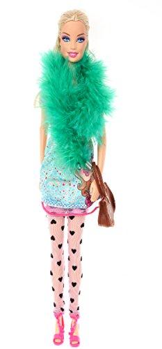 Banana Kong Doll's Fashion Green Apparel & Accessories Set - 1