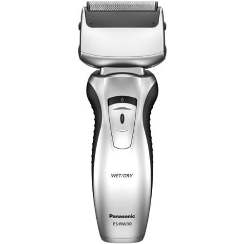 Panasonic ES-RW30 Wet and Dry Twin-Blade Rechargeable Mens Electric Shaver