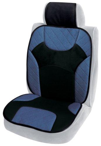 cora 000127411 jeans tuning couvre si ge auto en coton bleu noir. Black Bedroom Furniture Sets. Home Design Ideas