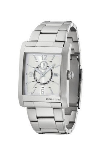 Police Freedom Silver Watch 12549MS/04M