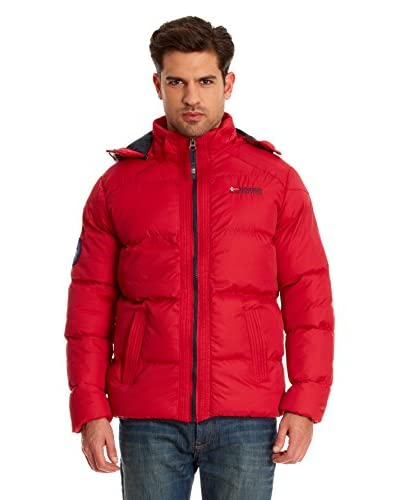 Geographical Norway Giacca Cozy [Rosso]