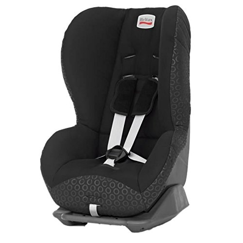 Britax Prince Group 1 Forward Facing Car Seat (Black Thunder)