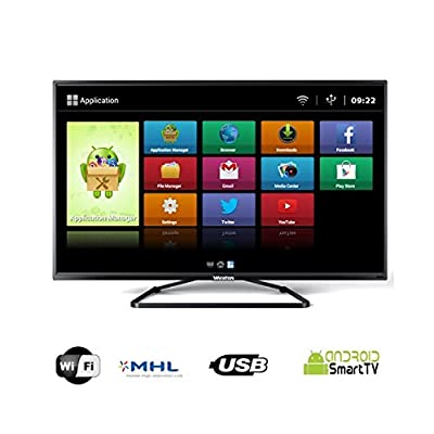 Weston WEL-5100 125CM 49 inch Full HD SMART LED TV