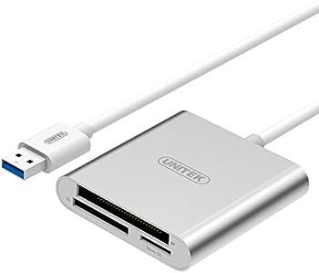 Unitek Multi-in-1 USB 3.0 Memory Card Reader
