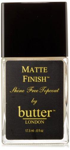 Butter LONDON 3 Free Matte Finish (Shine Free Top Coat)