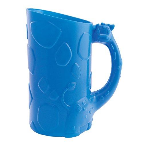 Munchkin Giraffe Shampoo Rinser, Blue - 1