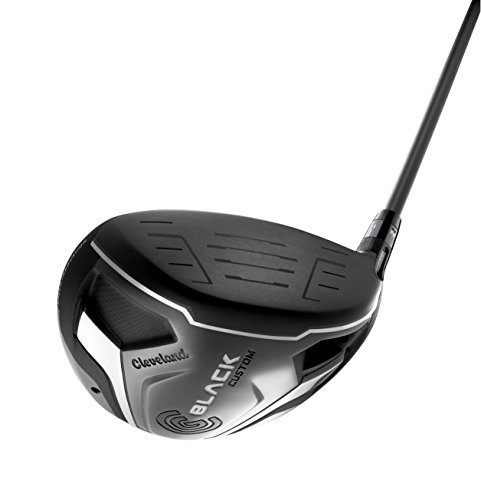 Cleveland Golf Men's Black 2015 Custom Driver, Right Hand, Senior Flex, Adjustable 9 To 12 Degrees of Loft