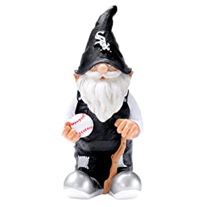 MLB Chicago White Sox Garden Gnome by Forever Collectibles