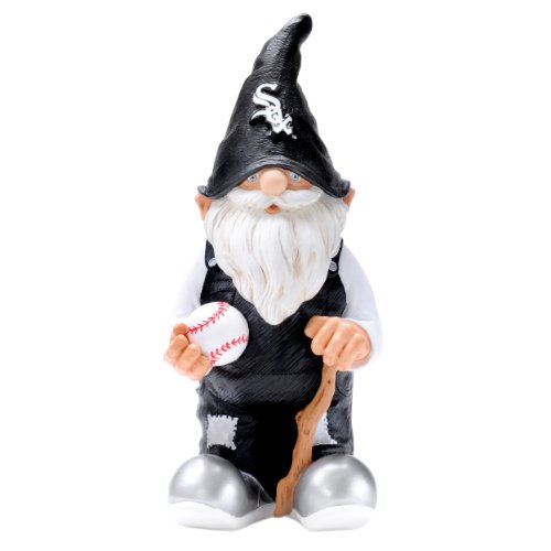 MLB Chicago White Sox Garden Gnome