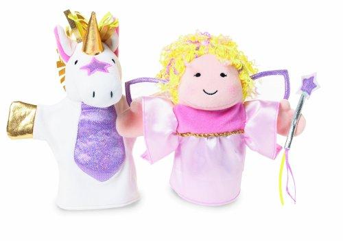 Manhattan Toy Puppet Pairs Fairyland