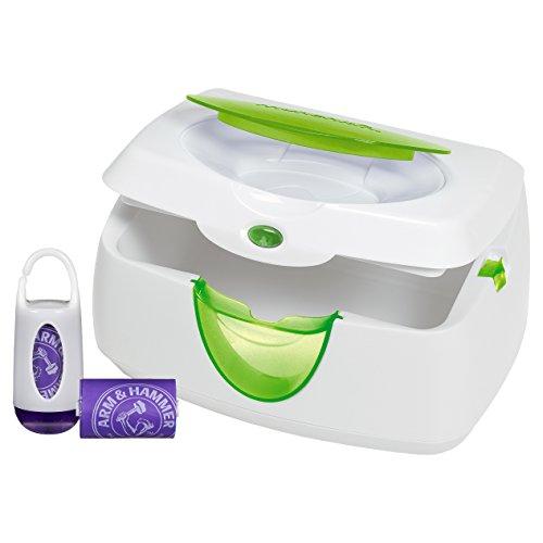 munchkin warm glow wipe warmer and diaper bag dispenser. Black Bedroom Furniture Sets. Home Design Ideas