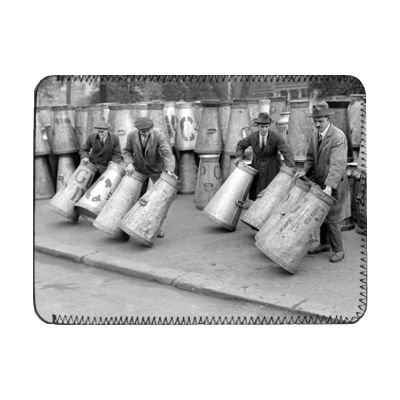 General Strike scena maggio 1926 - iPad (Custodia protettiva) - motivo Art247 - iPads 1 e 2