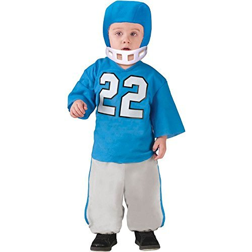 Football Player Kids Costume