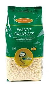 Wild Bird Peanut Granules 1kg