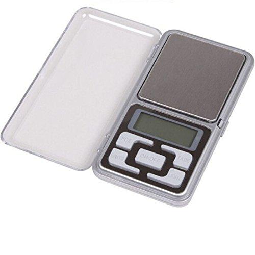 Tonsee® 00g x 0.01g Digital Scale Bijoux en or Herb balance Poids Gram LCD