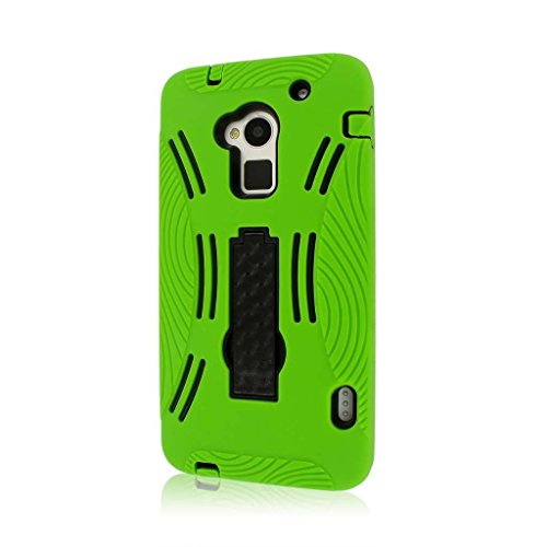 mpero-impact-xl-series-kickstand-case-tasche-hulle-for-htc-one-max-t6-neon-grun