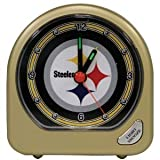Pittsburgh Steelers - Logo Alarm Clock Amazon.com