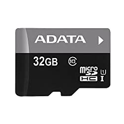 ADATA Premier UHS1 Class 10 32GB MicroSDHC Card (without adapter)