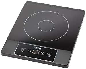 Aroma AID-506 Induction Hot Plate, Black by Aroma