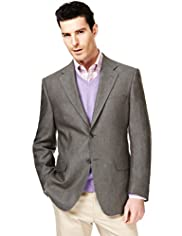 Collezione Pure Linen 2 Button Jacket