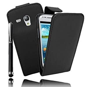 Etui Housse Luxe pour Samsung Galaxy Trend S7560 + STYLET et 3 FILMS OFFERTS !!