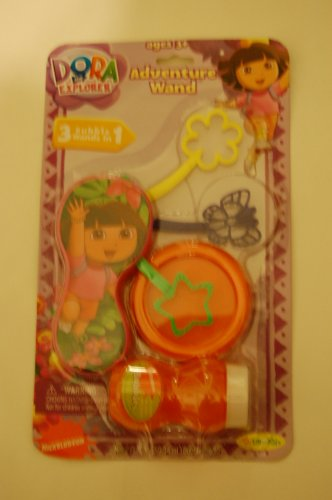 Dora Buble Adventure Wand