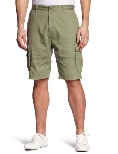 Animal Angsto Men's Shorts Stalk Green Small - CL3SC097-H26-30