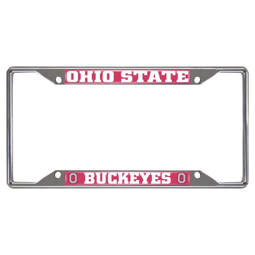 fanmats-ncaa-ohio-state-university-buckeyes-chrome-license-plate-frame