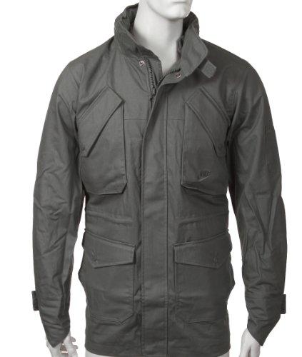 Nike Mens Grey Coat Size XL