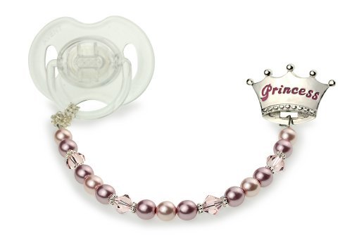 Princess Pacifier Clip (CPP)