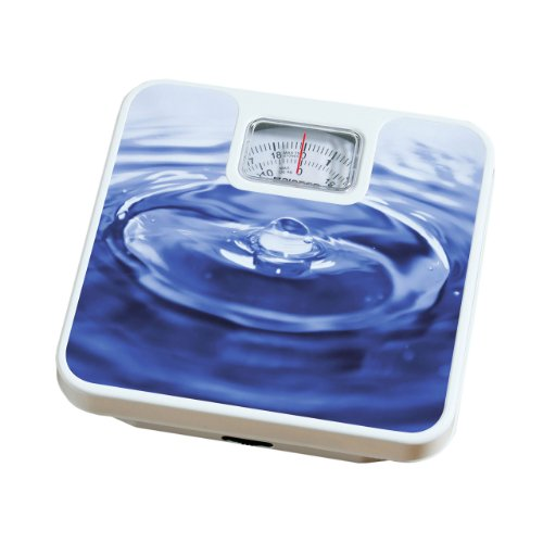 Bathroom Scale Splash Design 120kg Max