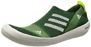 adidas Performance  Climacool Boat SL, Chaussures de fitness outdoor homme - Vert - Grün (Amazon Green S14/Chalk 2/Tribe Green S14), 38 EU