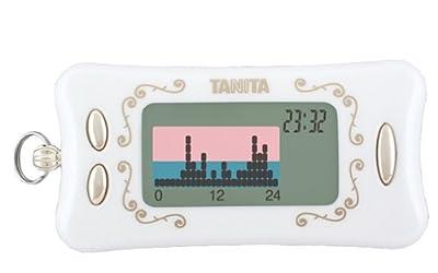 タニタ(TANITA) 活動量計 カロリズム LADY パールホワイト AM-131-PR