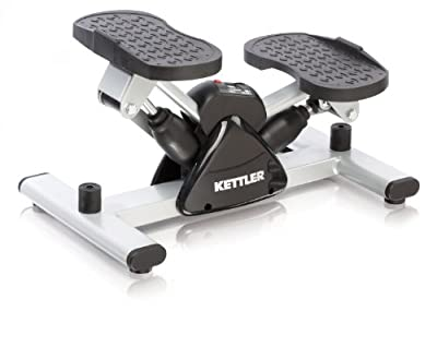Kettler Side Stepper, silber schwarz, 07874-700