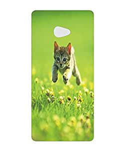 Techno Gadgets Back Cover for InFocus M2
