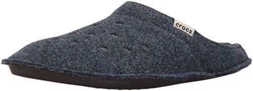 Crocs Classic Slipper Infradito e Ciabatte da Spiaggia, Unisex Adulto, Blu,  39/40