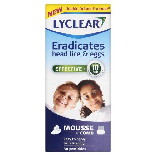 Lyclear Mousse
